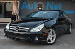2010 Mercedes-Benz CLS-Class 550 AMG PACKAGE