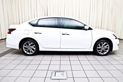 2014 Nissan Sentra SR