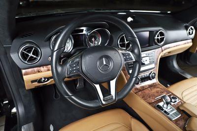 2015 Mercedes-Benz SL-Class SL 400