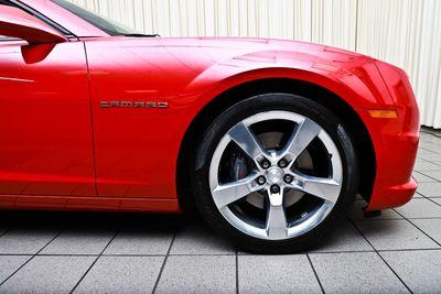 2011 Chevrolet Camaro 2SS