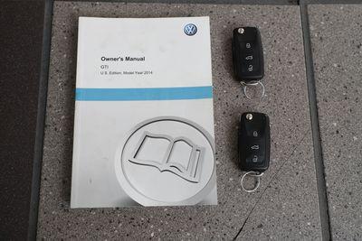 2014 Volkswagen GTI Wolfsburg