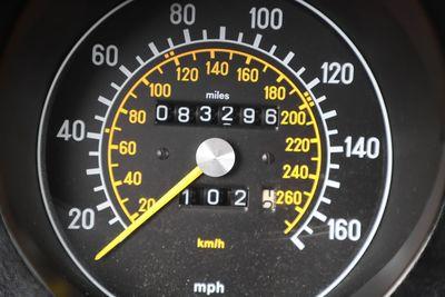 1986 Mercedes-Benz 560 Series 560SL