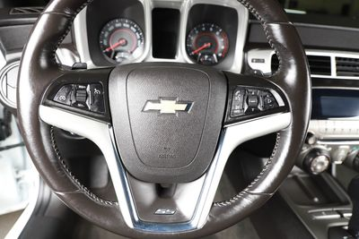 2012 Chevrolet Camaro 1SS