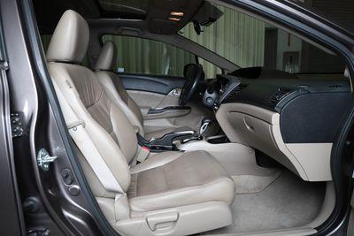 2012 Honda Civic EX-L