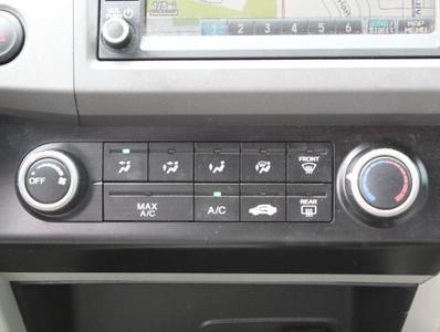 2012 Honda Civic Sdn Natural GasNatural Gas Automatic Sedan