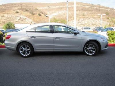 2010 Volkswagen CC Luxury