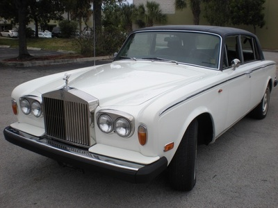 1976 Rolls-Royce Silver Shadow Sedan