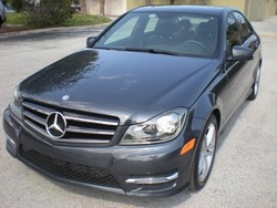 2014 Mercedes-Benz C250 Luxury Sedan