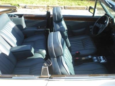 1985 Rolls-Royce Corniche Convertible