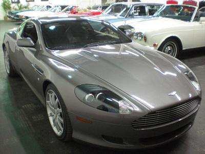 2005 Aston Martin DB9 Coupe