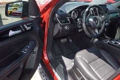 2016 Mercedes-Benz GLE GLE 400