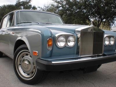 1976 Rolls-Royce Silver Shadow Sedan