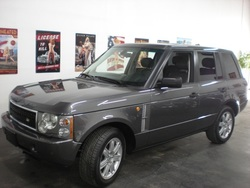 2005 Land Rover Range Rover HSE SUV