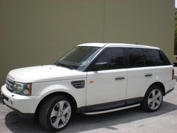 2007 Land Rover Range Rover Sport Supercharged SUV