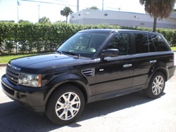 2009 Land Rover Range Rover Sport HSE SUV