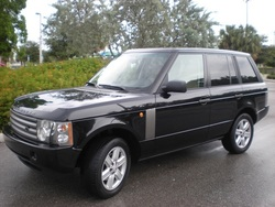 2004 Land Rover Range Rover HSE SUV