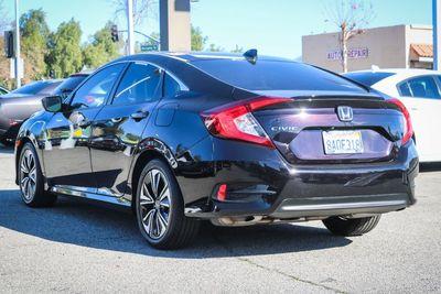2017 Honda Civic EX-T