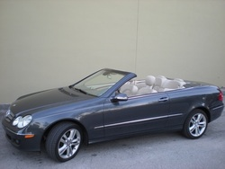 2008 Mercedes-Benz CLK350 Convertible