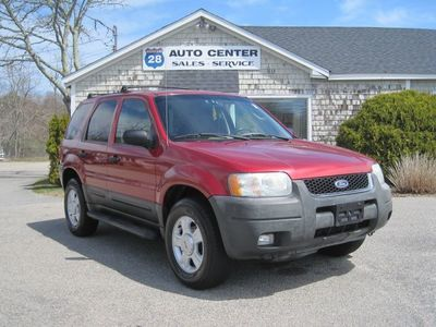2003 Ford Escape XLT Sport