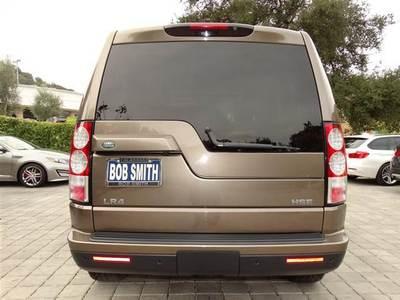 2012 Land Rover LR4 BEIGE