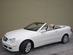 2007 Mercedes-Benz CLK350 Convertible