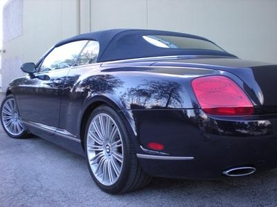 2009 Bentley Continental GT Convertible