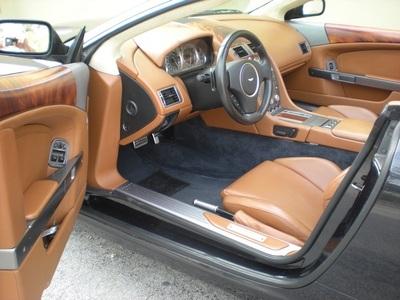 2006 Aston Martin DB9 Volante Convertible