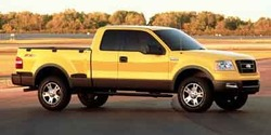 2004 Ford F-150 2WD SuperCab Styleside 5-1/2 Ft Box STX