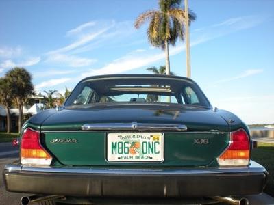 1985 Jaguar XJ6 XJ6 Sedan