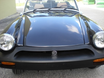 1978 MG Midget Convertible