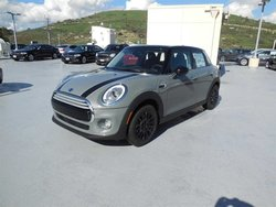 2015 MINI Cooper Hardtop 4 Door CLTH/LTR DIAMOND CRBN BLK