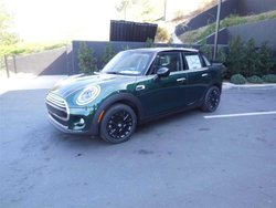 2015 MINI Cooper Hardtop 4 Door CLOTH/LEATHER DIAMOND GRA