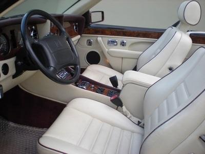 1997 Bentley Azure Convertible