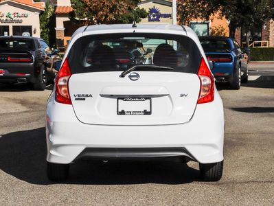 2019 Nissan Versa Note SV
