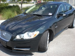 2009 Jaguar XF Premium Luxury Sedan