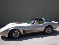 1982 Chevrolet Corvette Collector Edition Hatchback