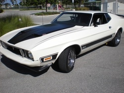 1973 Ford Mustang MACH1 Hatchback