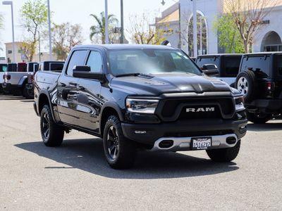 2019 RAM All-New 1500 Rebel