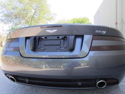 2007 Aston Martin DB9 Volante Convertible