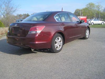 2008 Honda Accord LX-P