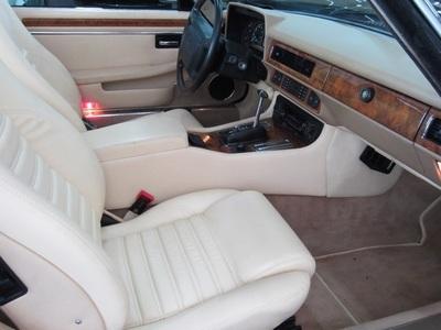 1992 Jaguar XJ12 XJS Convertible